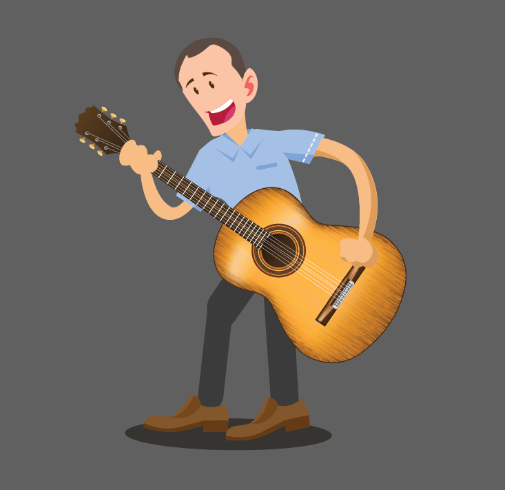 Eric Cohen - Live Rock Band Guitarist
