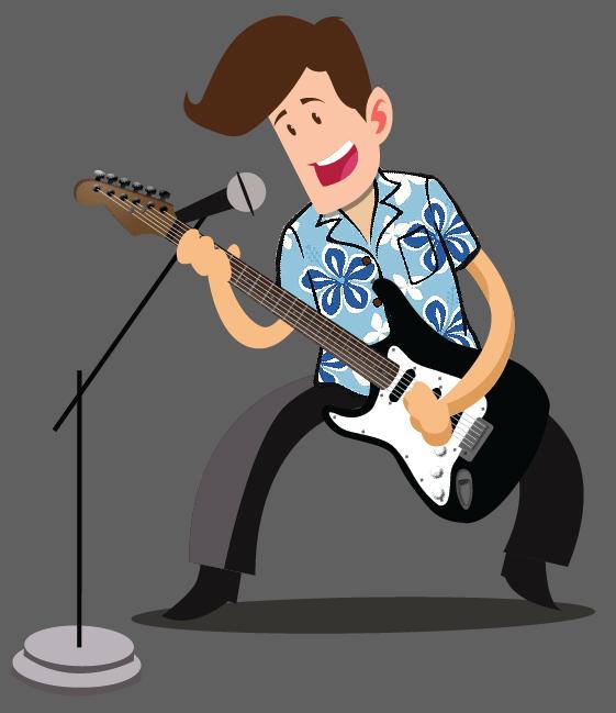 Tullio Dellaquila - Live Rock Band Guitarist